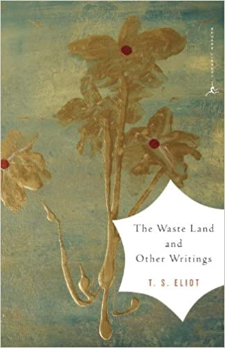 Ebook The Waste Land By Ts Eliot