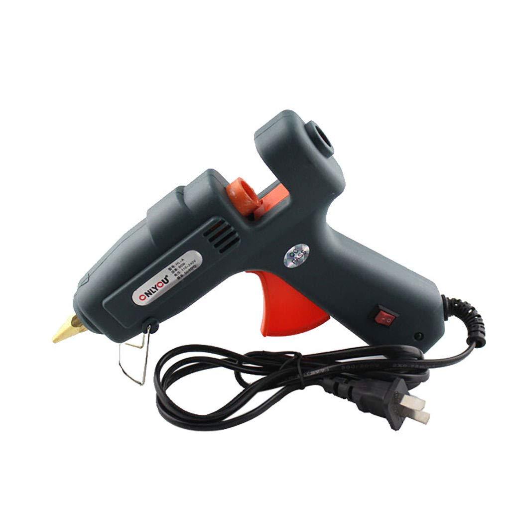 Sonmer Adjustable Temperature Hot Melt Glue Gun,60W, Suit For 10.8-11.5mm Glue Stick