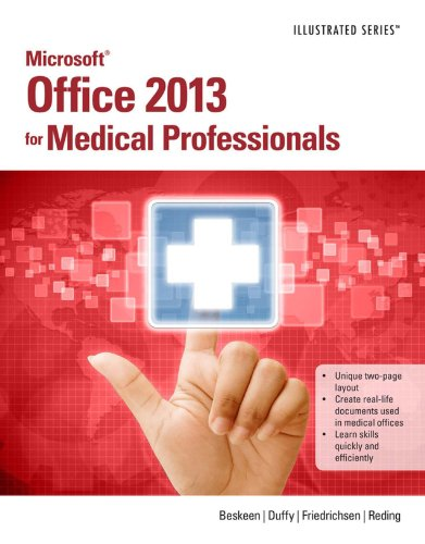 Download Microsoft Office 2013 for Medical Professionals Illustrated Pdf