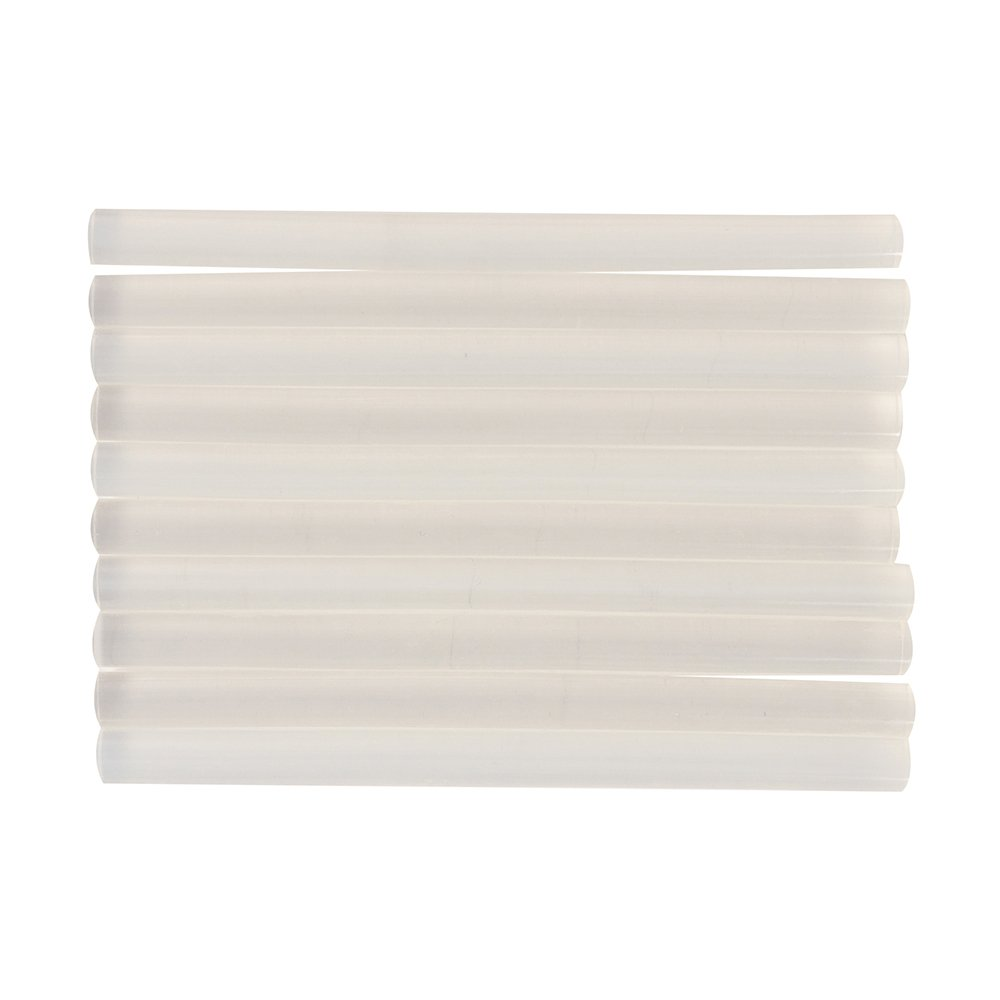 Silverline 100024 Lot de 10 B/âtons de colle 7,2 mm