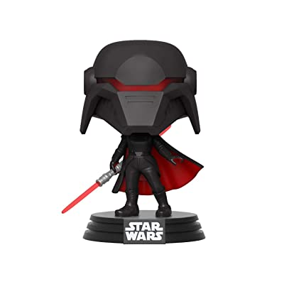 Funko 43574 POP Vinyl Games: Jedi Fallen Order-Inquisitor Collectible Figure, Multicolour (43574): Toys & Games