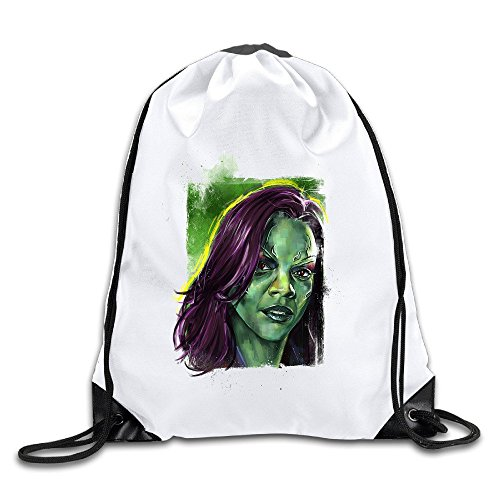 FOODE The Most Dangerous Woman In The Universe Drawstring Backpack Sack - Oakley Dangerous
