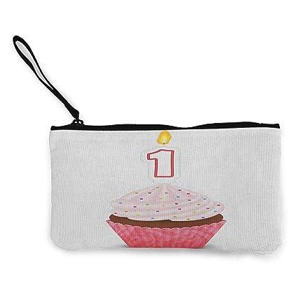 TTmom Carteras de Mujer,Monedero,1st Birthday Kitchen ...