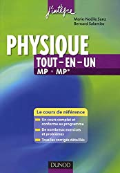 Physique tout-en-un MP MP* : Le cours de référence