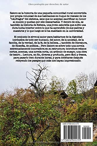 Zatoro: Amazon.es: Argaya, Miguel: Libros