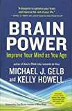 img - for Brain Power: Improve Your Mind as You Age book / textbook / text book