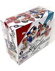 Topps 2018 Big League Baseball Retail Display Box