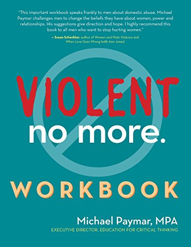 Violent No More Workbook by Hunter House