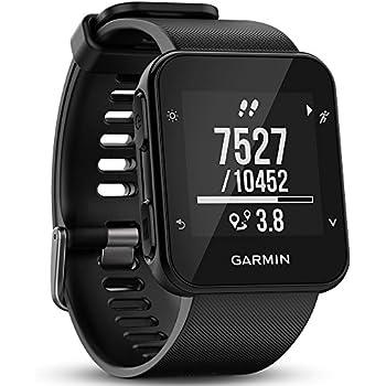 Garmin Forerunner 35 Watch, Black - International Version - US warranty