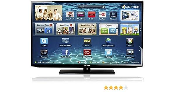 Samsung UE40EH5300 - Televisión Smart, LED de 40 pulgadas, Full HD, color negro: Amazon.es: Electrónica