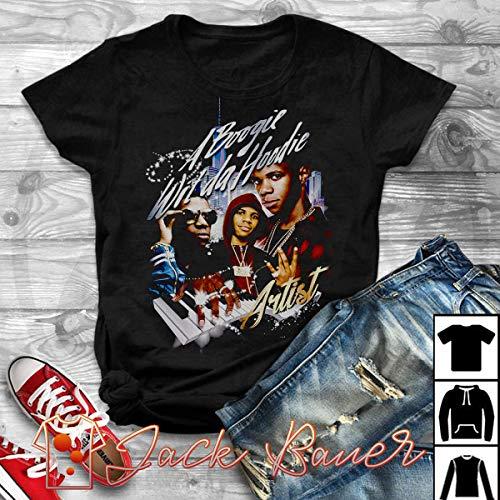 (A Boogie Wit Da Hoodie Rap Concert Tour Album T-Shirt Long T-Shirt Sweatshirt Hoodie)