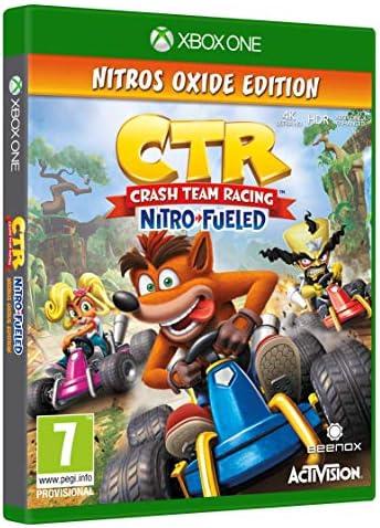 Crash Team Racing Nitro-Fueled - Nitros Oxide Edition - Xbox One ...