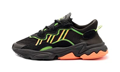 adidas Sneakers Uomo Ozweego EE5696 (44 - CORE Black-Solar ...