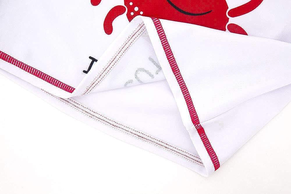 Famesale Costume da Bagno per Beb/è Neonato Pantalone Costume Intero da Surf
