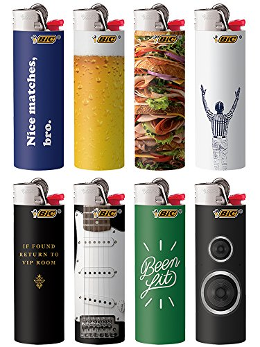 BIC Special Good Vibes Lighters