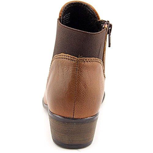 STEVEN by Steve Madden Frauen Rozamare Geschlossener Zeh Fashion Stiefel Cognac