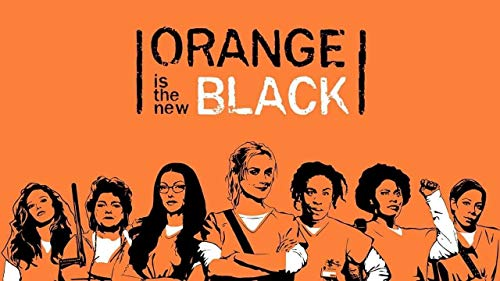 Orange Is The New Black Alex Piper Red Suzanne Nicky Tasty Gloria Edible Cake Topper Image ABPID26924 - 1/8 sheet -