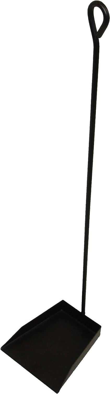 Imex El Zorro 71304 Recogedor de estufa para ceniza (70 cm) y pala (24 x 23 cm)