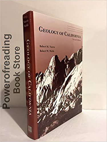 Geology of CaliforniaBook and Geologic Map of California Robert