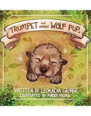 Trumpet The Miracle Wolf Pup