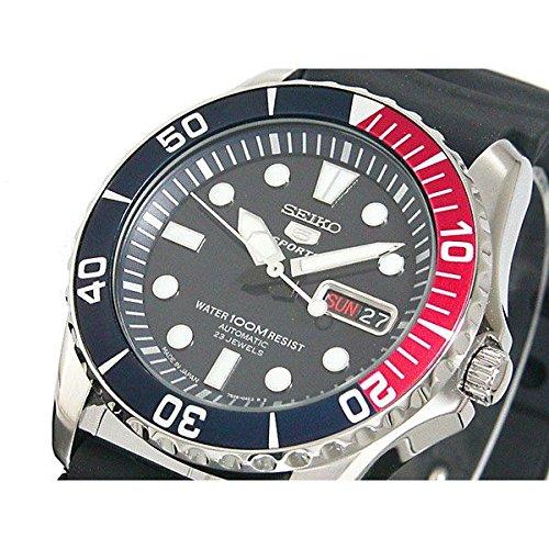 セイコー SEIKO セイコー5 スポーツ 5 SPORTS 自動巻き 腕時計 SNZF15J2[並行輸入] B00AHR0AU6