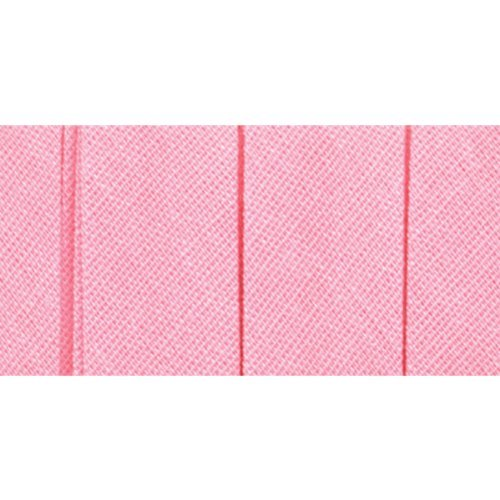 Bulk Buy: Wrights Single Fold Bias Tape 1/2 4 Yards Pink 117-200-061 (3-Pack) Simplicity Creative Group
