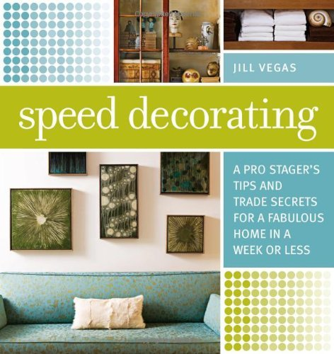 Speed Decorating - Jill Vegas