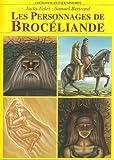 Les personnages de Brocéliande