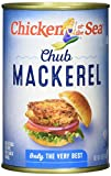Chicken of The Sea Jack Mackerel Sea Food, 15 oz Cans 12-count