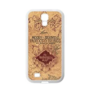 Custom Harry Potter Back Cover Case for SamSung Galaxy S4 I9500 JNS4-253