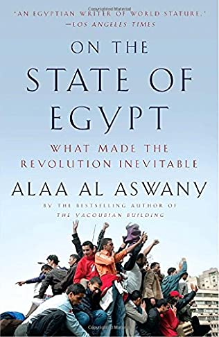 book cover of On the State of Egypt