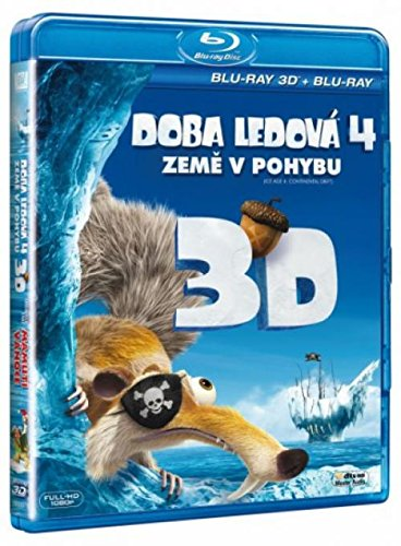 ice age continental drift 3d - 4