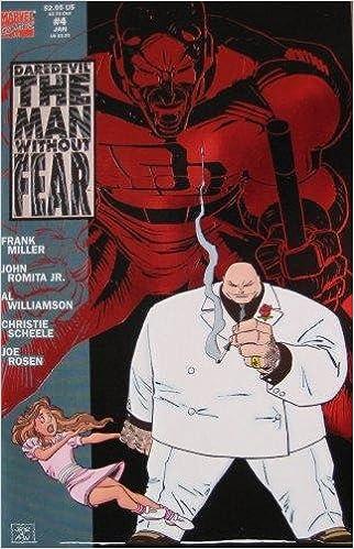 oferować rabaty Nowy Jork Kod kuponu DAREDEVIL THE MAN WITHOUT FEAR #4, January 1994 (Volume 1 ...