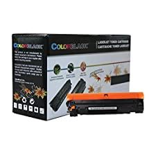 ColorBlack TH283 Premium Compatible HP CF283X 83X Canon 137 Toner Cartridge with Chip, Black