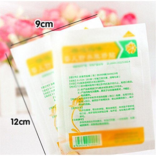 UDTEE 50PCS New/Useful/Protective Baby Navel Paste Baby/Infant Care Swimming Umbilical Core Stick Breathable Sticker