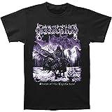 Dissection Men's Storm Of The Lights Bane T-shirt Large Black