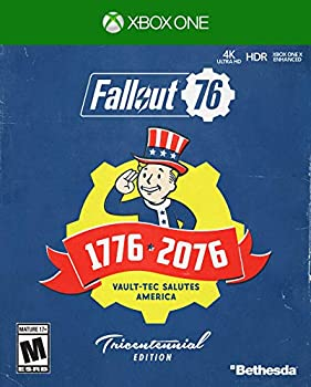 Fallout 76 Tricentennial Edition for Xbox One, PS4 or PC