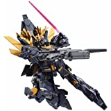 Bandai Tamashii Nations Robots Spirits  Banshee Norn, Destroy Mode Gundam Unicorn Action Figure