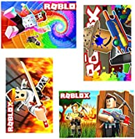 Gtotd Stickers For Roblox 20 Pcs Stickers For Laptop Kids Cars