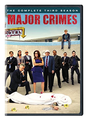 Major Crimes: Season 3
