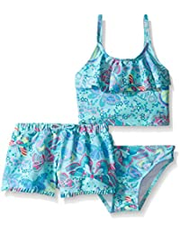 The Children's Place Baby-Girls' Sweet Li'l 3-Piece Swim Set