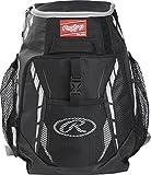 Rawlings R400-B Players Backpack - Black