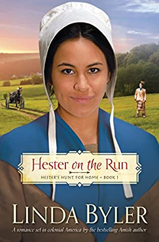 book cover of Hester on the Run