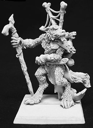 Reaper Corm Ghostmane Shaman Miniature 25mm Heroic Scale Warlord Miniatures