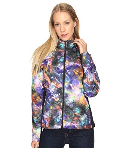 - Spyder Women's Glissade Insulator Jacket, Tye Dye Print, Small