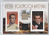 Cary Grant; Humphrey Bogart #249/250 (Trading Card) 2010 Panini Century Collection - Souvenir Stamps Hollywood Combos - Two Subjects Two Stamps Materials [Memorabilia] #8