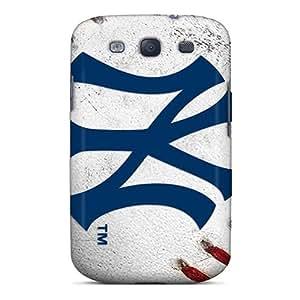 Kristyjoy99 Galaxy S3 Hybrid Cases Covers Bumper New York Yankees