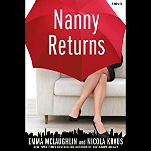 Nanny Returns Audiobook