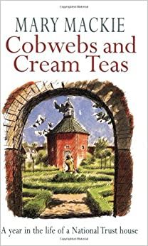 Book Cobwebs And Cream Teas