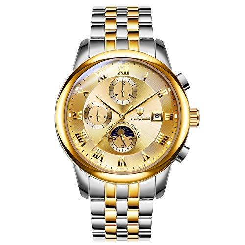 Reloj para hombre de Pulsera Orohttps://amzn.to/2PWj30a